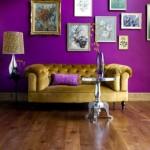 As cores na sua casa