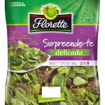Nova gama de Saladas Florette