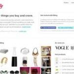 Bling a nova rede social de compras e muitos desejos