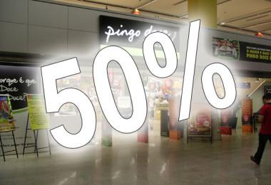 pingo doce 50