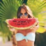 melancia mas quem não gosta de melancia ?