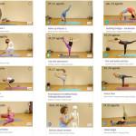 Como planeio a minha prática de yoga