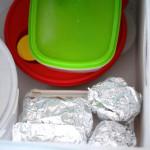 Que refeições congelar?