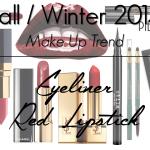 Fall/Winter Make Up 2015