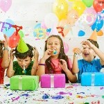 Onde fazer a festa de aniversário do miúdo?