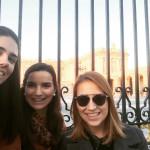 Passeio por Madrid…