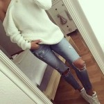 100% aprovado Jeans Clothes Christmas