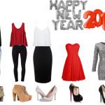 ideias de roupas para o ano novo