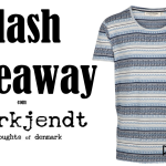 Flash Giveaway with Anerkjendt