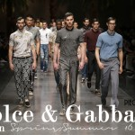 Dolce & Gabbana Men Spring/Summer 2016