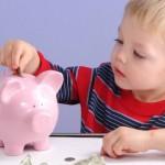 10 Dicas para ensinar as crianças a pouparem