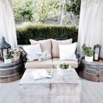 DIY  –  decorar o jardim