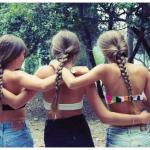 Penteados com tranças  – dicas e ideias
