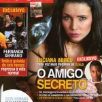 "Luciana Abreu…que ""biolência"" de novela!!!"