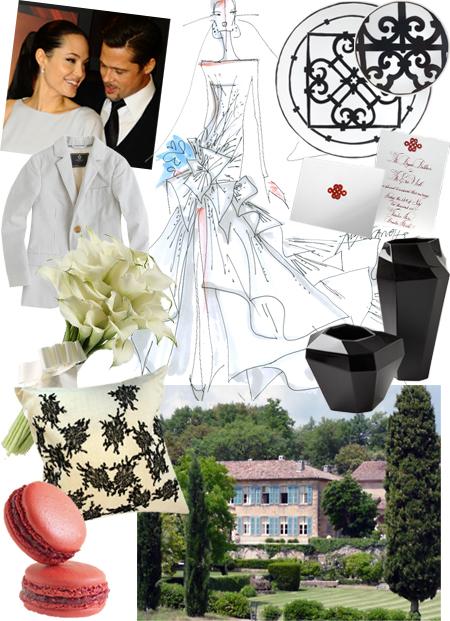 angelina-jolie-brad-pitt-wedding-inspiration-board