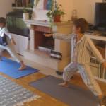 Yoga, crianças, vegetarianismo… respostas a algumas questões