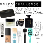 Challenge: Skin Care Morning Routine
