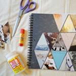 faça você mesma  os seus cadernos