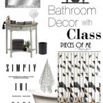 Classic Bathroom Decor