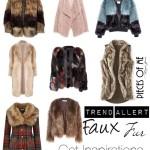 Trend Allert: Faux Fur