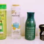 Melhores shampoos para cabelos oleosos