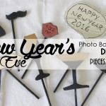 DIY: New Year's Eve Photo Booth