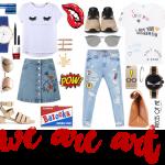 Pop Fashion Style