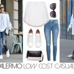 Olivia Palermo: Low Cost Casual Look