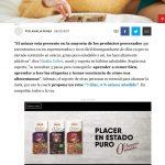 Como deixar o açúcar… com publicidade a chocolates pelo meio