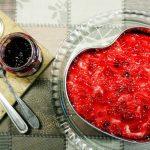 Cheesecake de Frutos Vermelhos do Marco Costa
