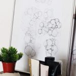 DIY: Minimalist Framework with Soap Bubbles