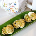 Ovos Recheados (receita também em video)
