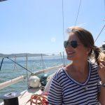 Um passeio de barco com a CVTejo