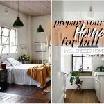 Decora a Tua Casa Para a Chegada do Outono