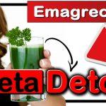Dieta detox para secar gordura antes do verão
