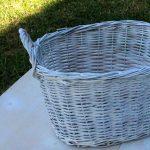 Do velho se faz novo: Um cesto para a roupa suja