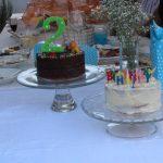 Festa no Jardim:  Aniversário dos miúdos!
