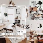 Como Ter as Salas Mais Apetecíveis do Pinterest