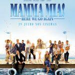 E os vencedores do passatempo 'Mamma Mia! Here we go again' são…
