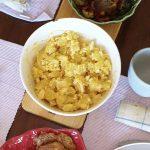 Salada de Batata e Ovo